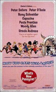Ciao Pussycat (1965) HD